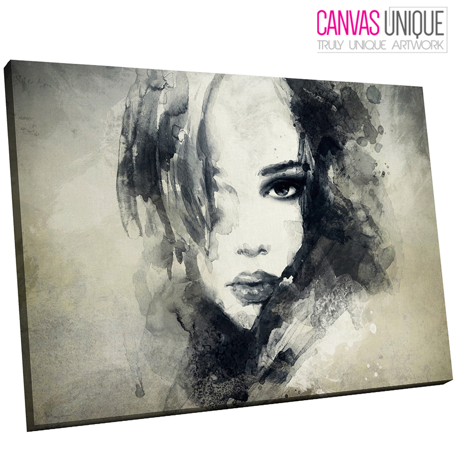 Black And White Sketch Wall Art